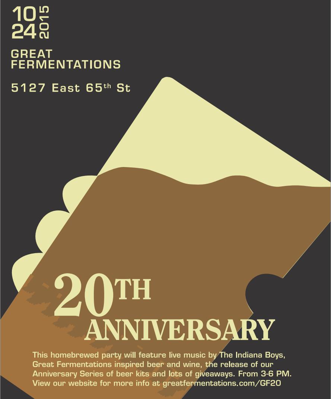 GF20 Poster