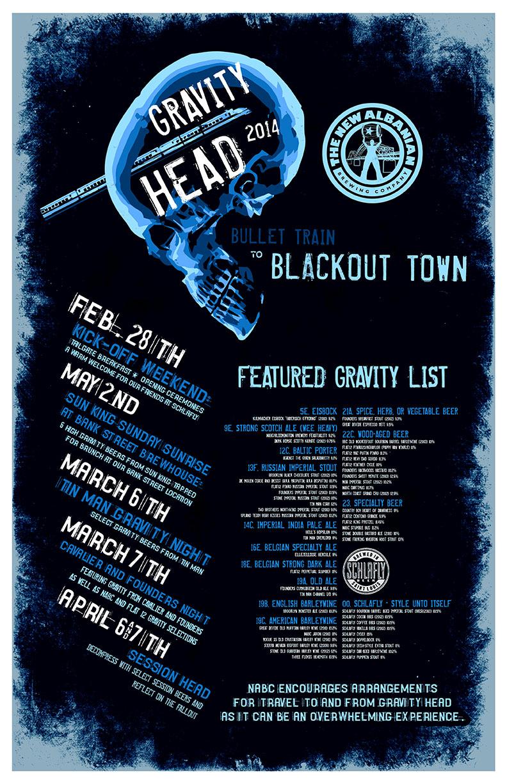Gravity Head 2014 - Promo