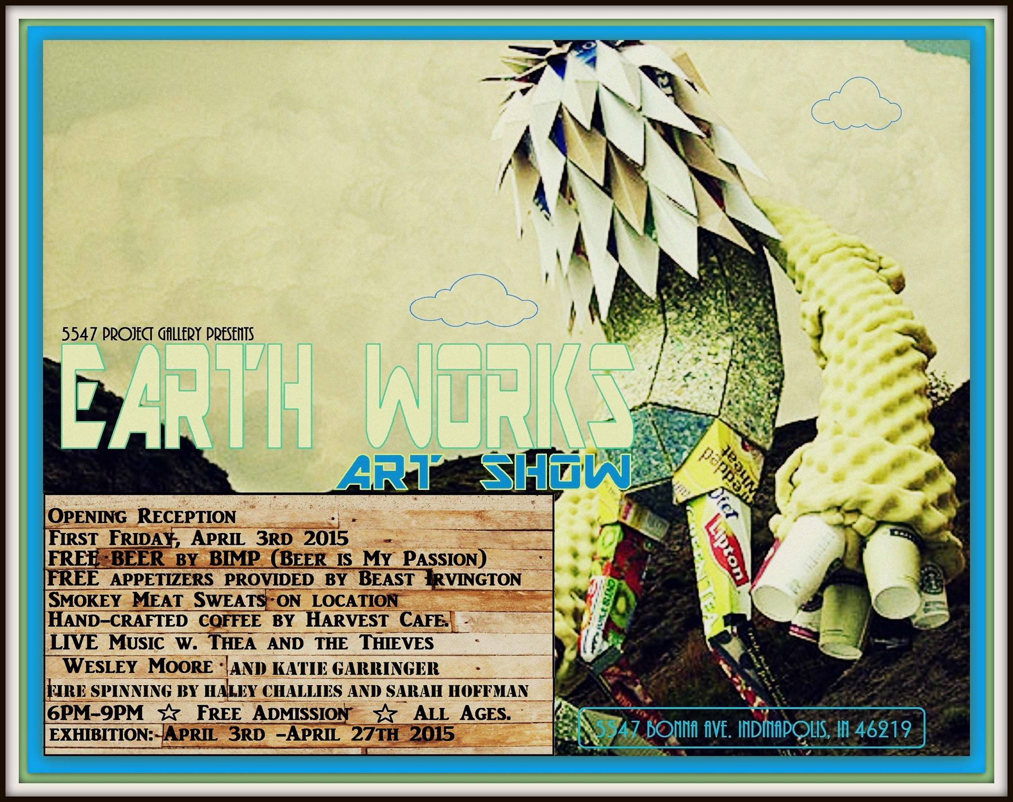 Earth Works Art Show